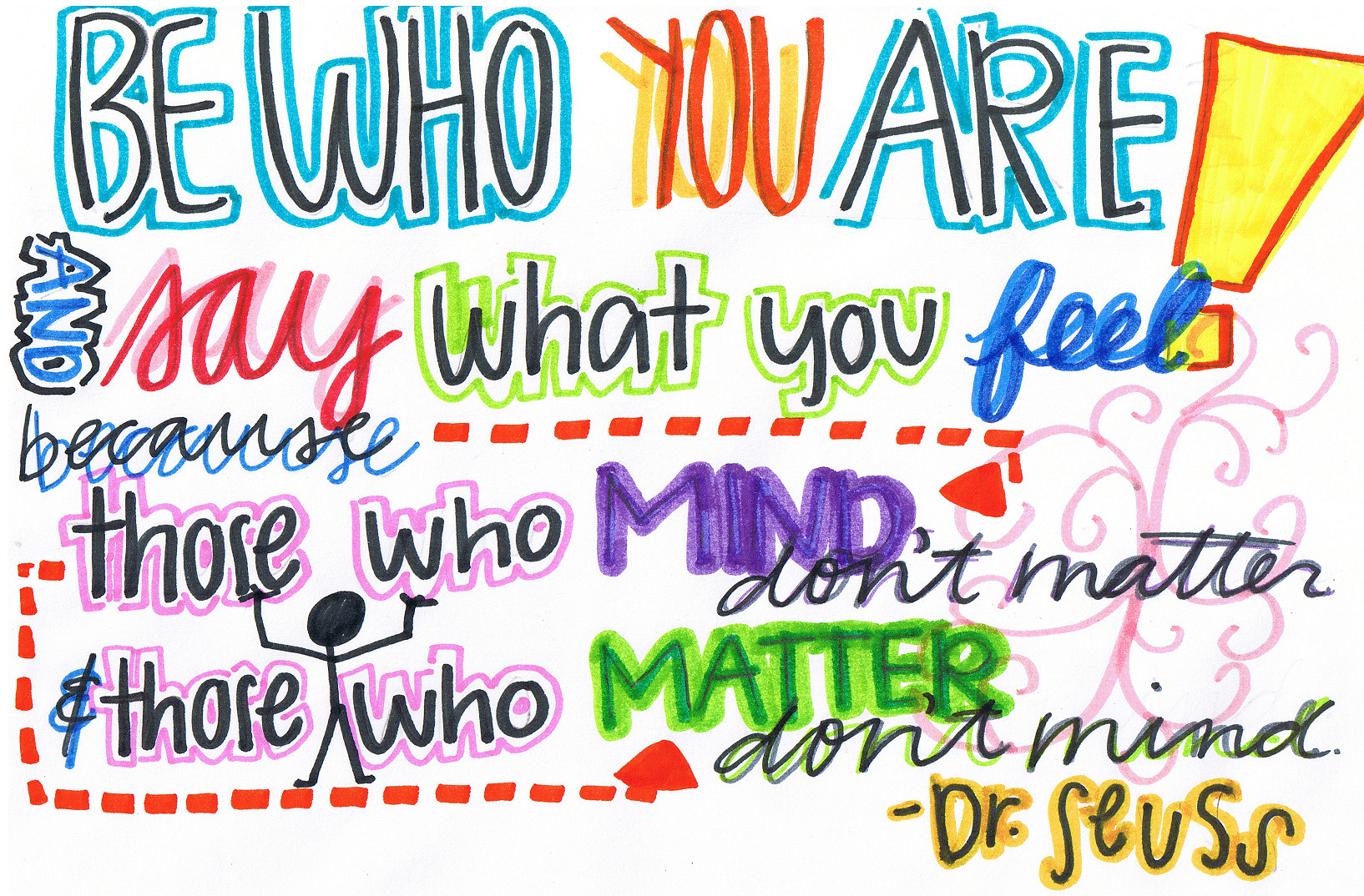 ... Splendid Dr Seuss Quote. Image By Pianoxlove112