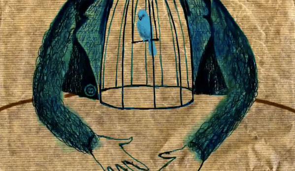 To the Bluebird inside usall.