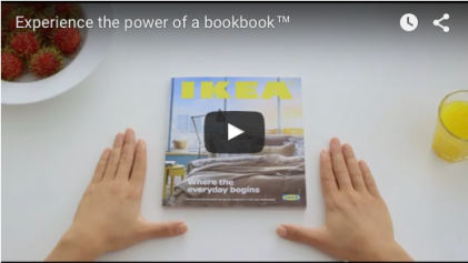 IKEA BookBook